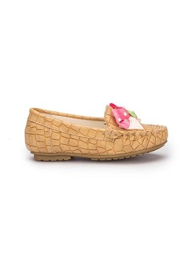 Pink Step Ayakkabı Taba